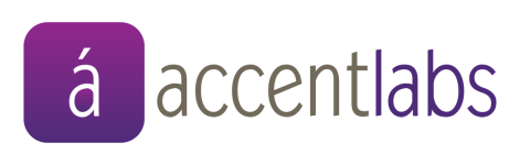 Logo of Accent Labs : Accent Modification